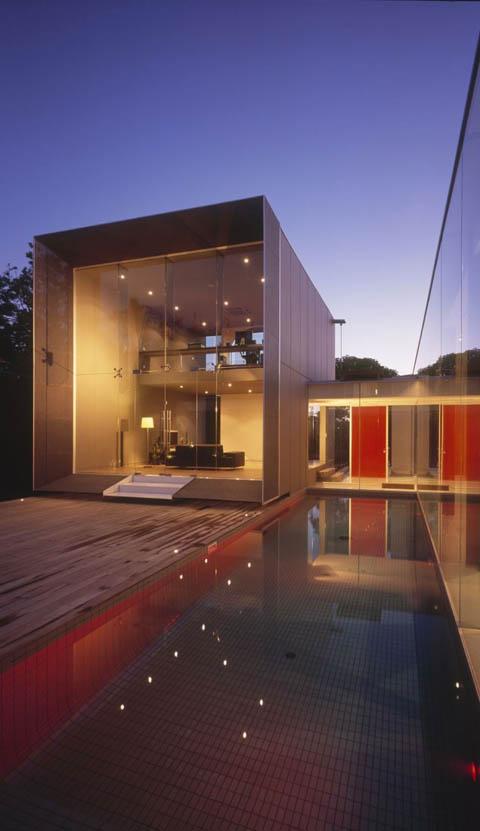 0แบบบ้านโมเดิร์น แบบบ้านโมเดิร์นสไตล์สุดสวยยกสูงไล่ระดับ
