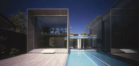 แบบบ้านโมเดิร์น แบบบ้านโมเดิร์นสไตล์สุดสวยยกสูงไล่ระดับ