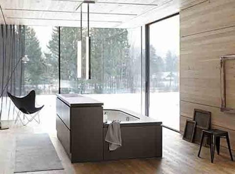 ห้องน้ำ แบบห้องน้ำ รวมแบบห้องน้ำสวยๆ แบบโมเดิร์นสีขาวสะอาดมาแล้วครับ