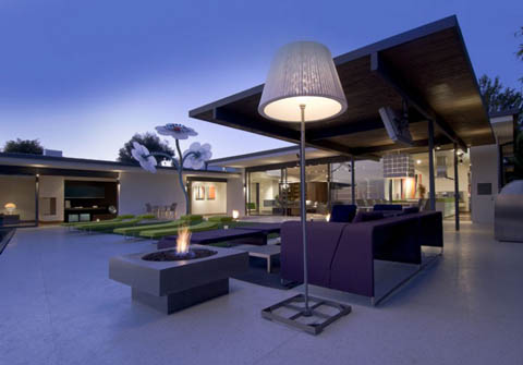 แบบบ้านชั้นเดียว แบบบ้านชั้นเดียวโมเดิร์นสุดสวยที่น่าชม