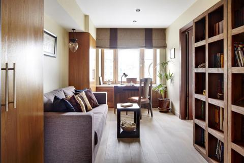 ตกแต่งบ้านสวยๆ ในแบบโมเดิร์น Style Loft ขรึม ๆ เข้ม