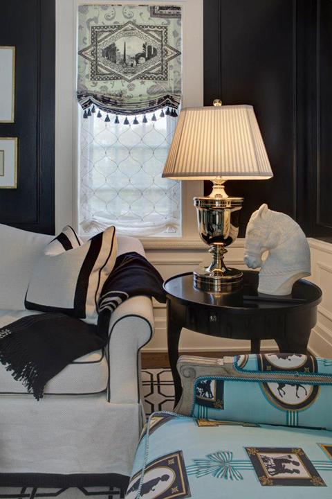 ตกแต่งบ้านให้สวยด้วยสีฟ้าสร้างความสว่างและความโล่งสบาย