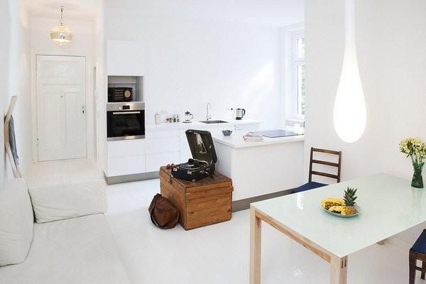 ตกแต่งห้องครัวขนาดเล็ก