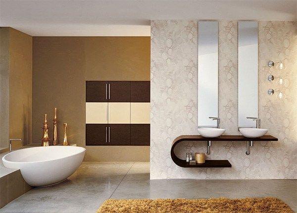 เลือกออกแบบห้องน้ำในแบบสวยๆให้ได้อารมณ์ในการผ่อนคลาย