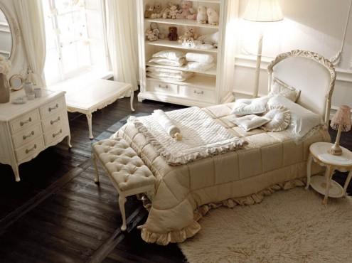 ดีไซต์ห้องนอนเก๋ๆแบบคลาสสิกในแบบอิตาเลียน