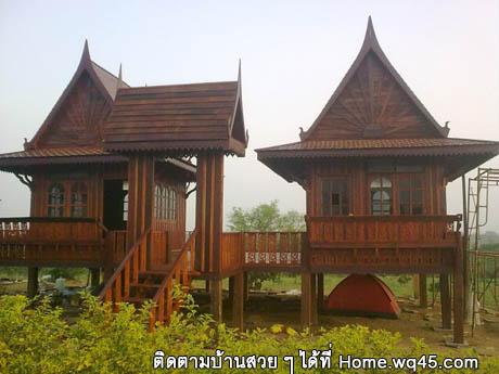 รวมบ้านไม้สวย ๆ 5 แบบที่ได้รับความนิยมอย่างมากๆ ในประเมศไทย