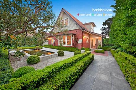 บ้านและสวน ออกแบบบ้านอันแสนอบอุ่น