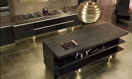 แบบห้องครัว สวยงามสไตล์คลาสสิคมากๆ