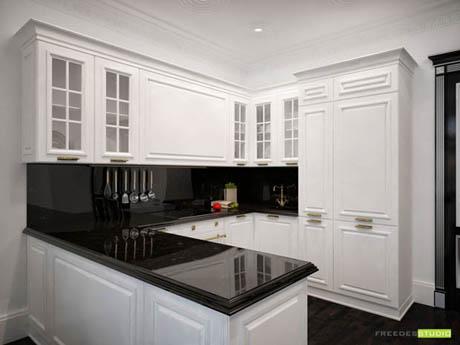 แบบห้องครัว ออกแบบให้น่าอยู่และสวยงาม