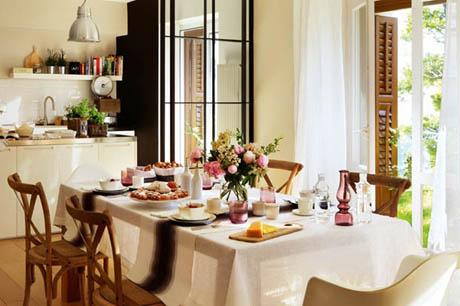แบบห้องครัวสวยๆตกแต่งสบายๆ