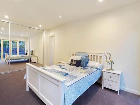 แบบบ้านฟรี บ้านสวยๆ บ้านชั้นเดียว 3 ห้องนอน
