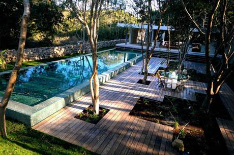 บ้านและสวน กับชีวิตที่กลมกลืนธรรมชาติ