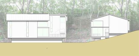 แบบบ้านไม้ สงบร่มเย็น