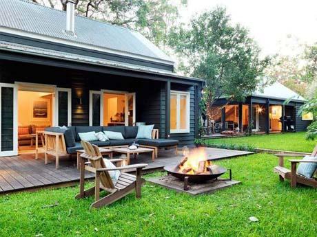 แบบบ้านไม้ สวยธรรมชาติ