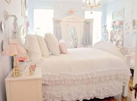 จัดห้องนอน สไตล์วินเทจ