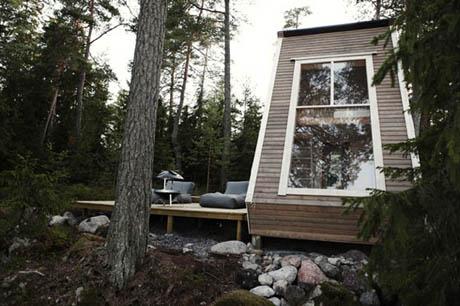 แบบบ้านไม้ สองชั้น สวยดี